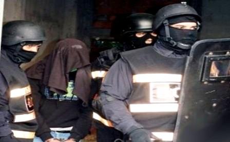 خطير .. المواد المحجوزة لدى إرهابي تيفلت تستعمل لصناعة المتفجرات وحزام ناسف