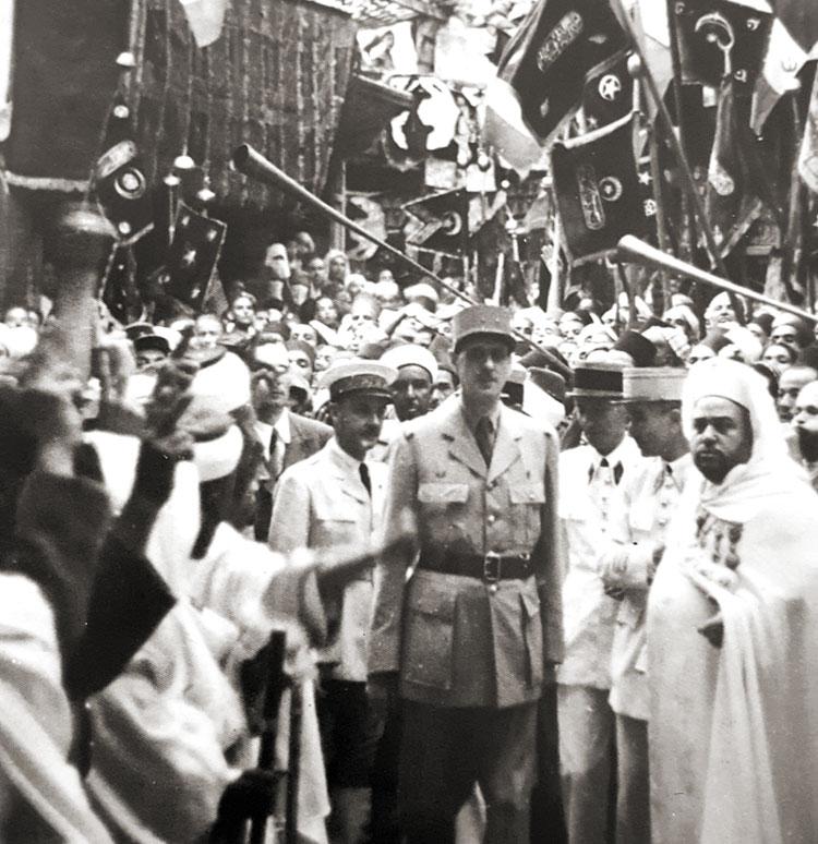 عندما رغب المغرب في بيع أغنيائه للخارج بآلاف الفرنكات