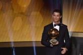 كريستيانو رونالدو يتوج أفضل لاعب في العالم للمرة الرابعة