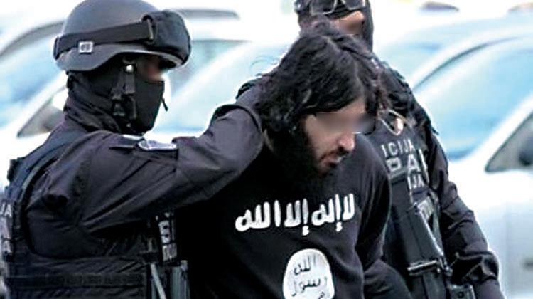 """البسيج يحبط مخططا إرهابيا """"داعشيا"""" لزعزعة استقرار المملكة"""