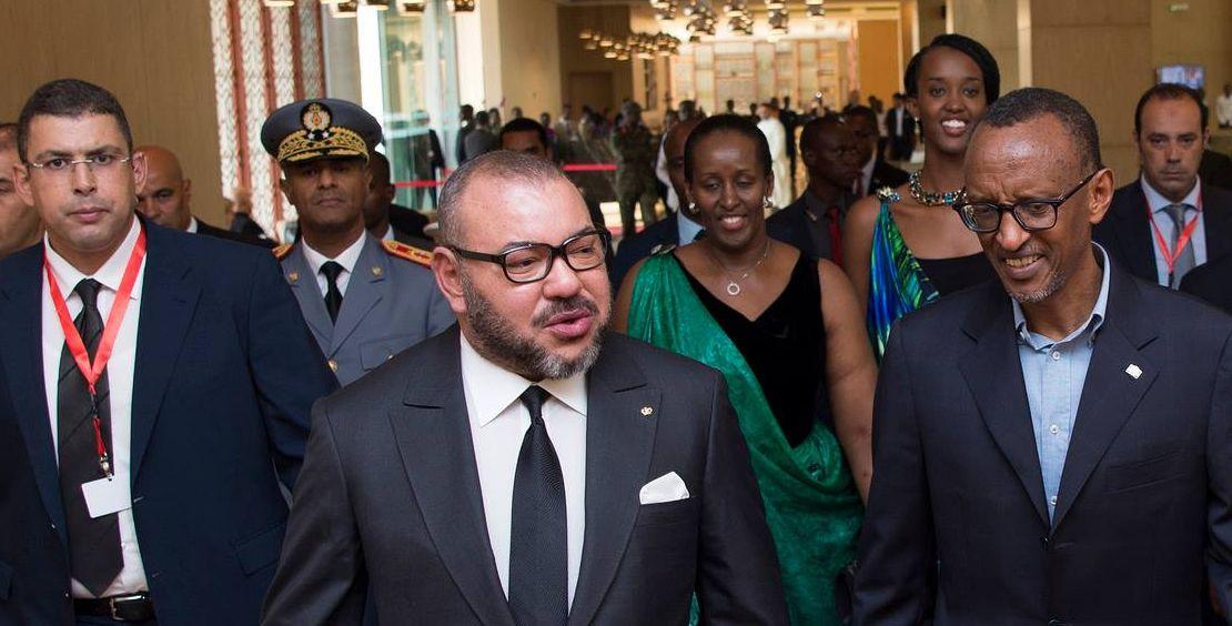 """الملك محمد السادس : """"التعاون الاقتصادي بين الدول المغاربية ضعيف جدا والتوجه الإفريقي للمغرب صائب"""