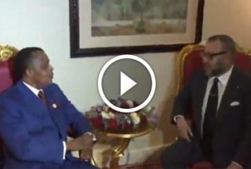 مباحثات الملك بأديس أبابا