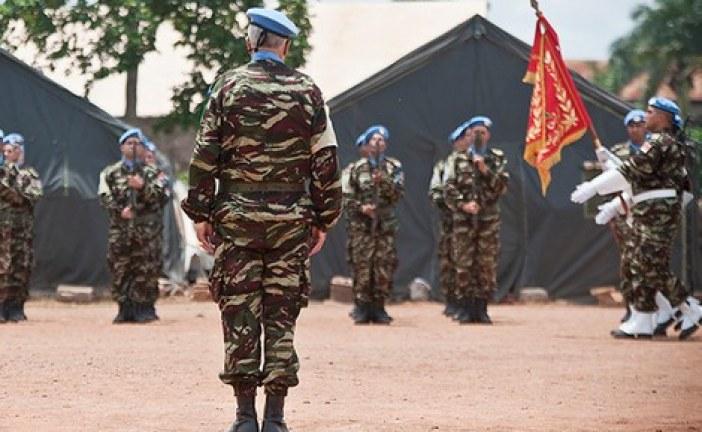 مقتل عسكريّين مغربيّين في هجوم بإفريقيا الوسطَى