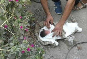 درك سيدي سليمان يعتقل أما عازبة دفنت مولودها حيا