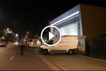 فيديو لحظة إطلاق سراح المشتبه به الأول في قضية مقتل البرلماني مرداس