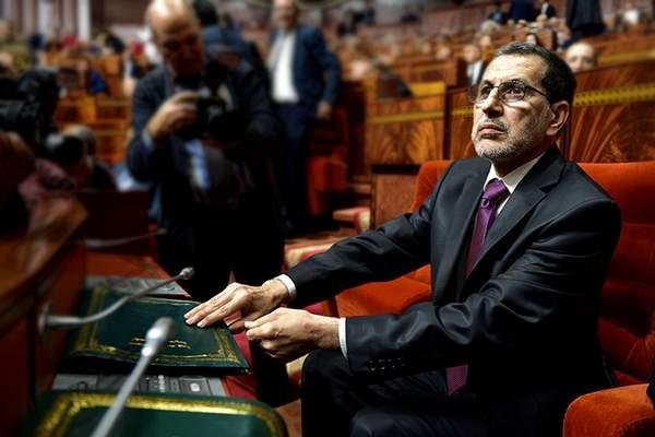 البرلمان يصوت لصالح برنامج حكومة العثماني