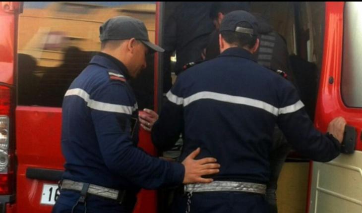 نقل تلميذات في حالة إغماء إلى مستشفى الجديدة واعتقال تلميذ كسر زجاج 3 حجرات