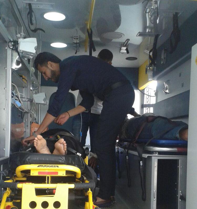 عامل بالإنعاش الوطني يقدم على محاولة الانتحار بسبب مباراة للتوظيف ببلدية أصيلة