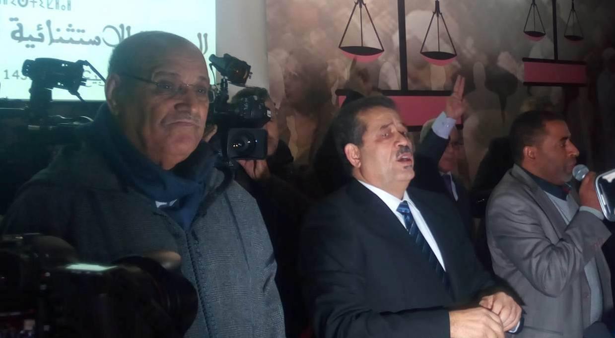 معركة كسر العظام بين شباط وحمدي تصل اللجنة التنفيذية للاستقلال