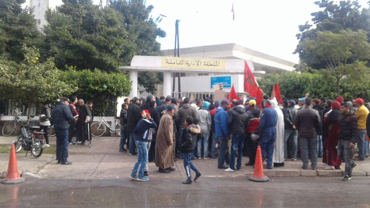 حرفيون يتهمون قائدا بالقنيطرة بالشطط في استعمال السلطة ومواطن يشتكيه أمام وزارة الداخلية