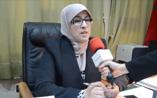 رئيسة مقاطعة حسّان تحول هبات المحتاجين لتغطية مصاريف الاستقبالات