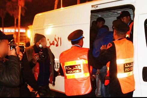 أمن مراكش يعتقل شخصا مبحوثا عنه وطنيا بتهمة قتل زوجته بمدينة الجديدة
