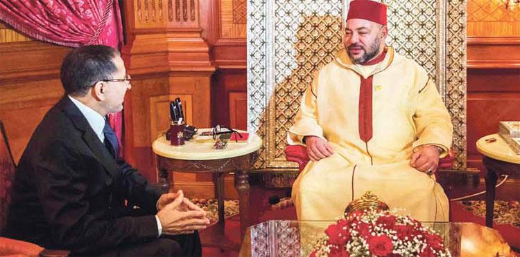 «الأخبار» تنشر لائحة وزراء حسموا مقاعدهم بالحكومة رقم 32 في تاريخ المغرب
