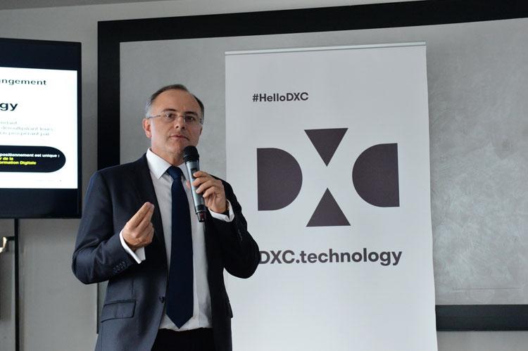 HP CDG تتحول لتصبح «دي إكس سي تكنولوجي المغرب»