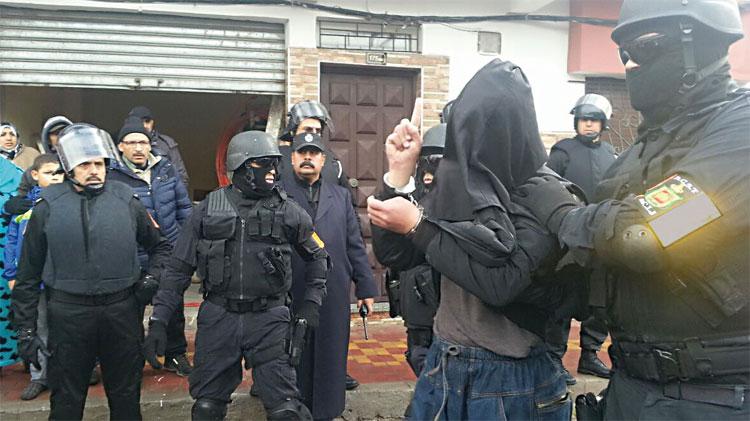 إيقاف ستة موالين لـ«داعش» توعدوا بتنفيذ عمليات إرهابية واستهداف مواقع حيوية وأماكن ترفيهية بالمغرب