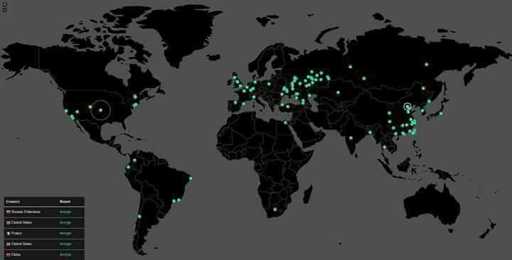 الجيش يتدخل لمواجهة الهجمات الإلكترونية لفيروس «الفدية الخبيثة»