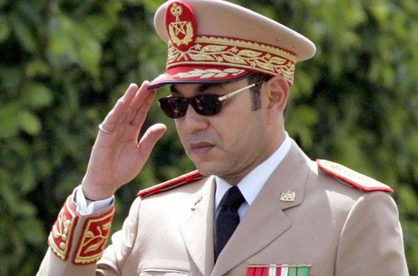 الملك محمد السادس يوجه  الأمر اليومي للقوات المسلحة الملكية في الذكرة 61 لتأسيسها