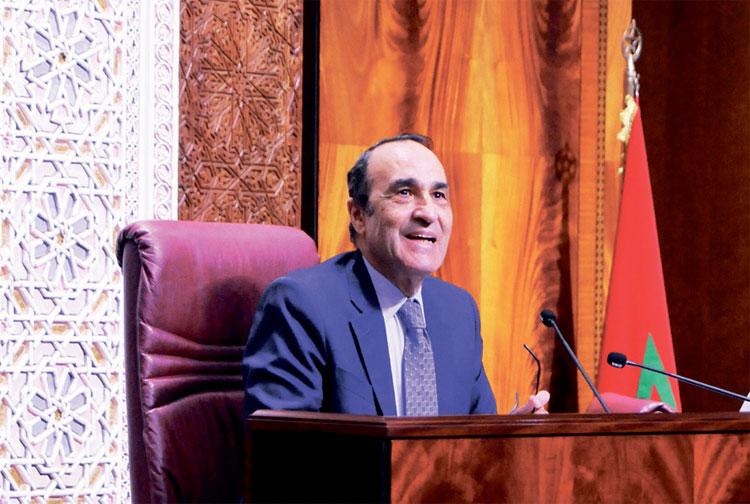 """المالكي يوجه """"إنذارا"""" إلى الفرق بعد غياب 106 نواب عن جلسة التصويت على قانون المالية"""