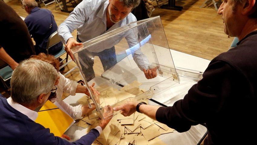 69 في المائة نسبة المشاركة في الانتخابات الفرنسية
