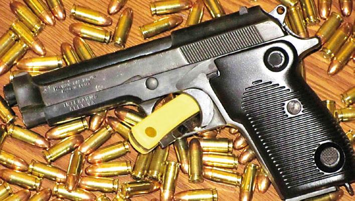 حالة استنفار قصوى بالخميسات بعد حجز مسدس و97 رصاصة بحوزة مطرود من الجندية