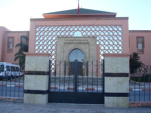 أعضاء من «البيجيدي» بمراكش يشكلون لجنة تفتيش لمنشآت المجلس بمقاطعة «سيبع» خارج القانون