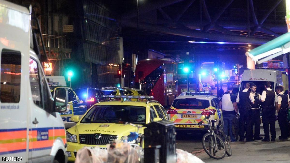 سبعة قتلى في عملية دهس وسط لندن
