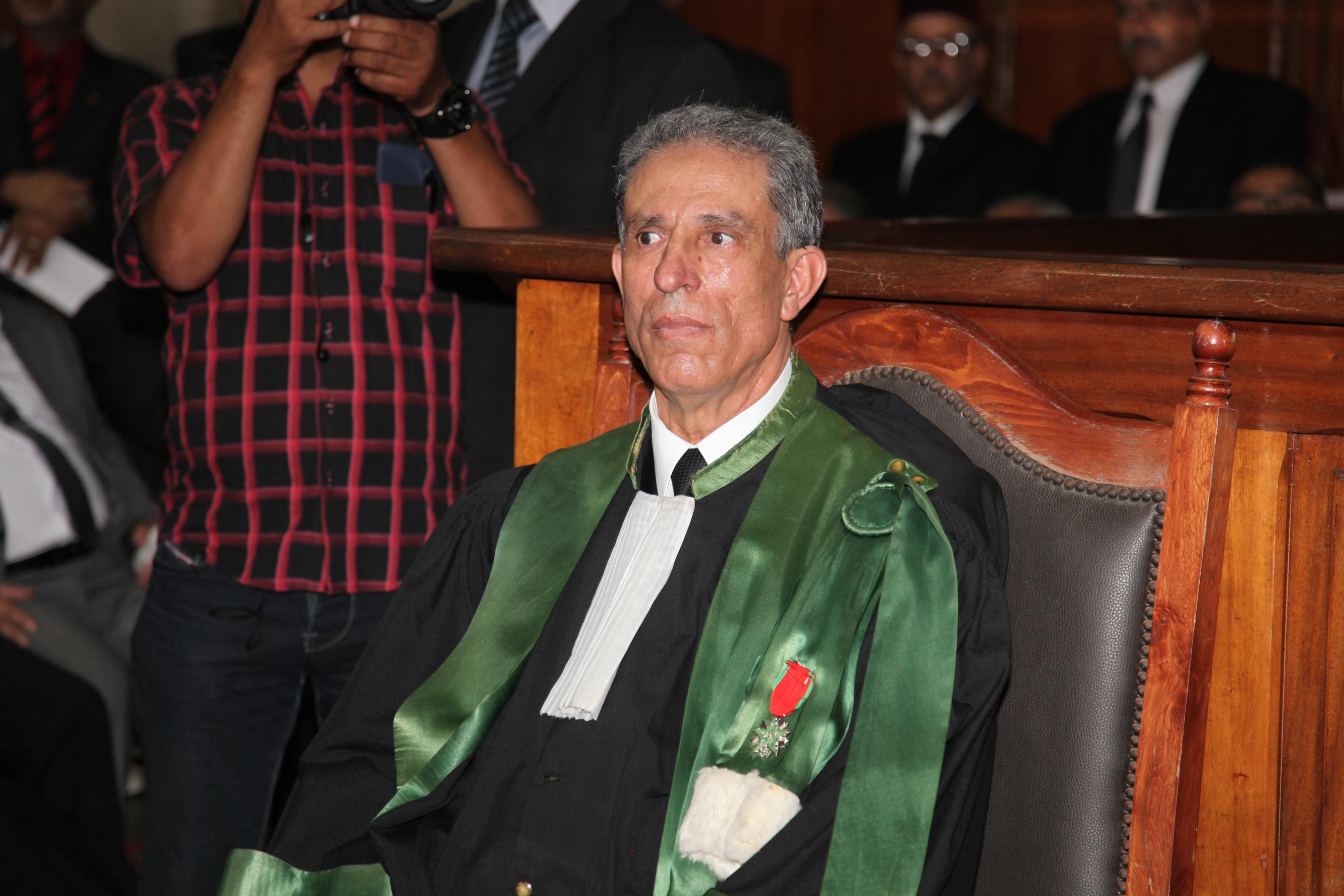 الوكيل العام للملك يحدد التهم الموجهة لمجموعة الزفزافي