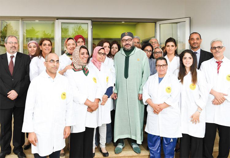 الملك محمد السادس يدشن مركزا للطب النفسي والاجتماعي بالدارالبيضاء