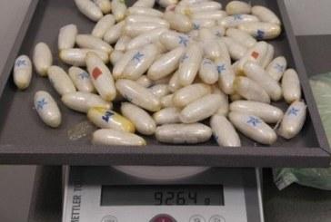 خمس سنوات لفنزويلي اعتقل متلبسا بمحاولة تهريب الكوكايين في معدته بمطار المنارة بمراكش