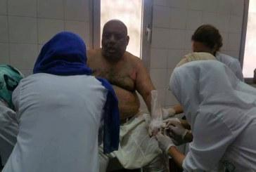 خلفيات إضرام برلماني الرحامنة النار في جسده مباشرة بعد لقاء العامل