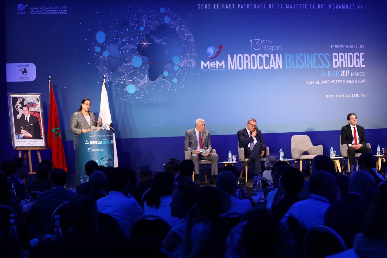 صورة الجهة 13 للاتحاد العام لمقاولات المغرب تلم شمل استثمارات مغاربة العالم