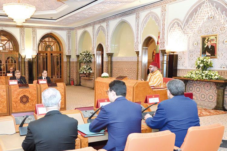 اجتماع عاجل للملك مع الوزراء المغضوب عليهم بتطوان