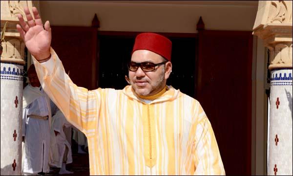 الملك محمد السادس يحيي الاحتفال بالذكرى الـ54 لميلاده