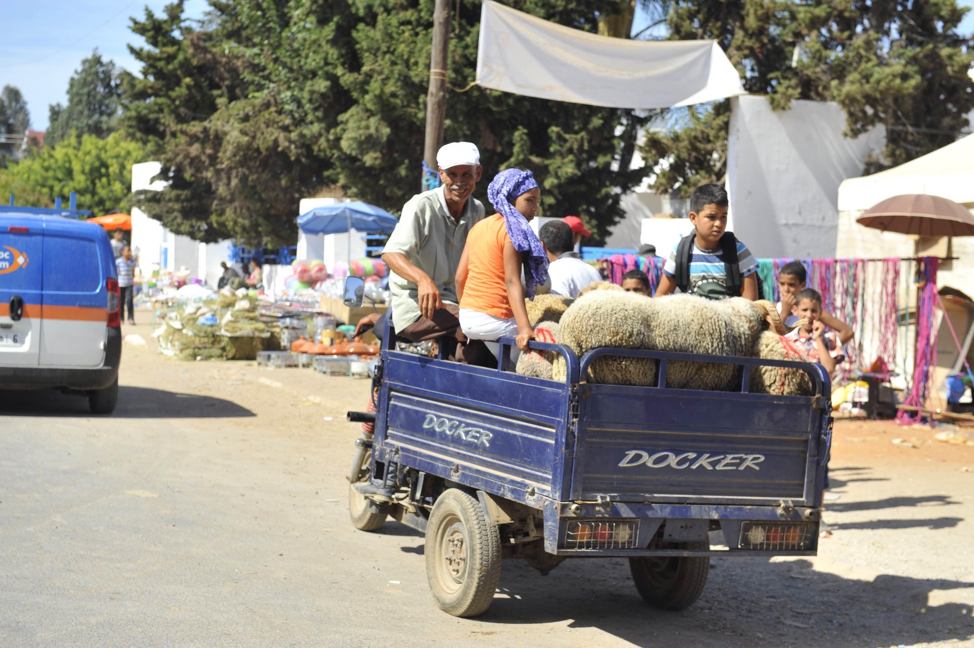 اقتطاعات تدخل مستخدمين في وكالة التنمية الاجتماعية والتعاون الوطني خانة «عجز» عن اقتناء خروف العيد