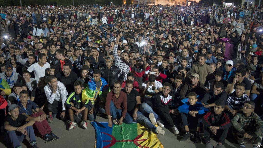 تأجيل النظر في قضية آخر مجموعة من الموقوفين في احتجاجات الريف بإمزورن