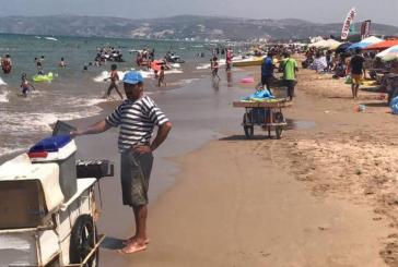 «شوهة» بشاطئ السعيدية