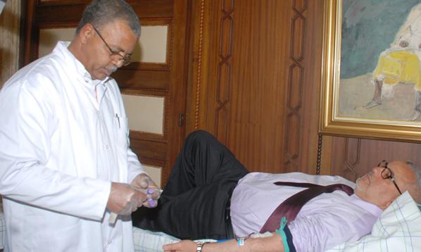 حقيقة نقل بنكيران إلى المصحة بعد إصابته بوعكة صحية