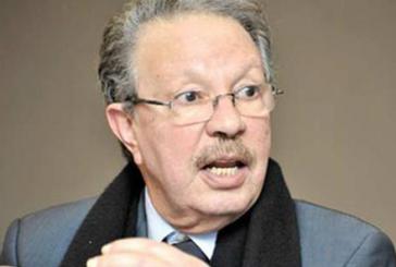 أحمد لحليمي المندوب السامي للتخطيط