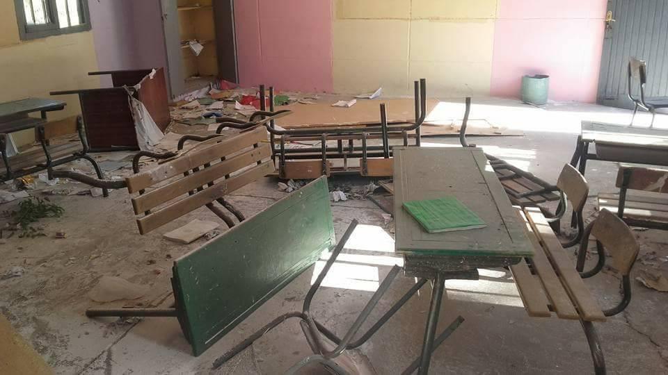 الشرطة تحقق في تخريب حجرات دراسية بمؤسسة تعليمية بتاونات