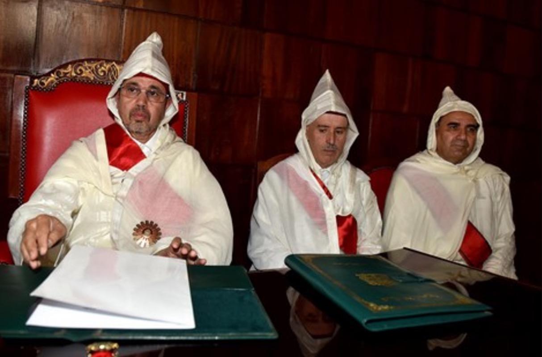 اوجار يسلم رئاسة النيابة العامة لعبد النبوي