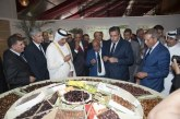 أخنوش يفتتح المعرض الدولي للتمور بأرفود بحضور وزير البيئة القطري