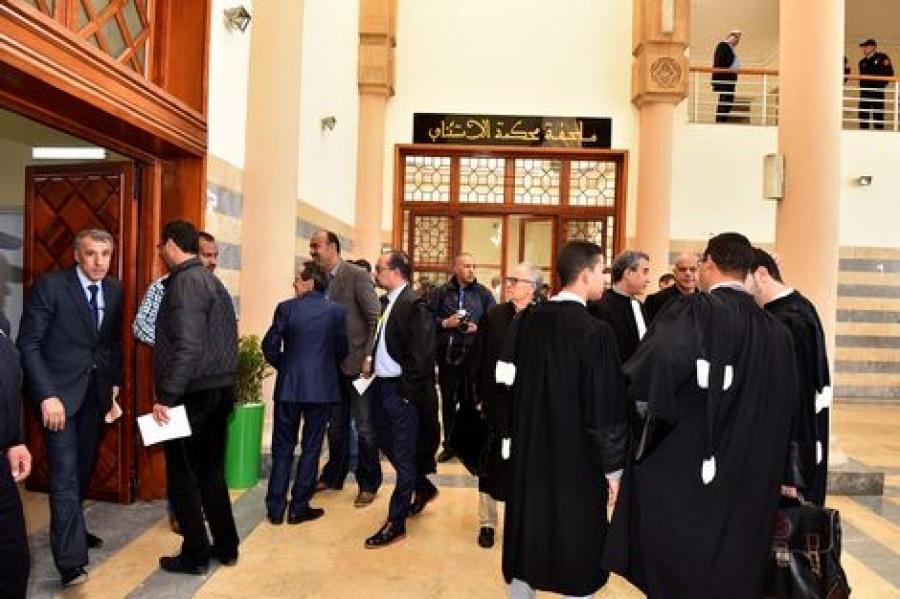 أطر بوزارة السياحة والمدرسة المحمدية للمهندسين ومقاول أمام قسم جرائم الأموال بالرباط