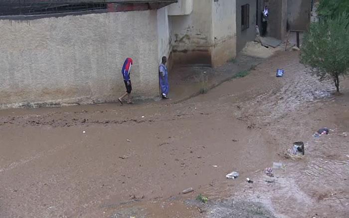 أمطار رعدية تقتل طفلين كانا في رحلة للبحث عن الماء بضواحي أزيلال