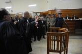 """إدارة السجون تنفي ادعاءات محامين أجانب بتعريض معتقلي مجموعة """"اكديم إزيك"""" لممارسات مهينة"""
