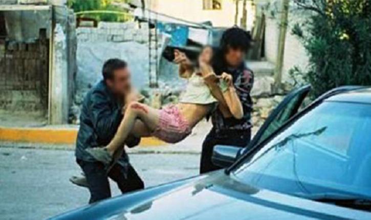 صورة رقم سيارة «رونج روفر» يقود لإيقاف متهمين باختطاف فتاة واغتصباها بمراكش