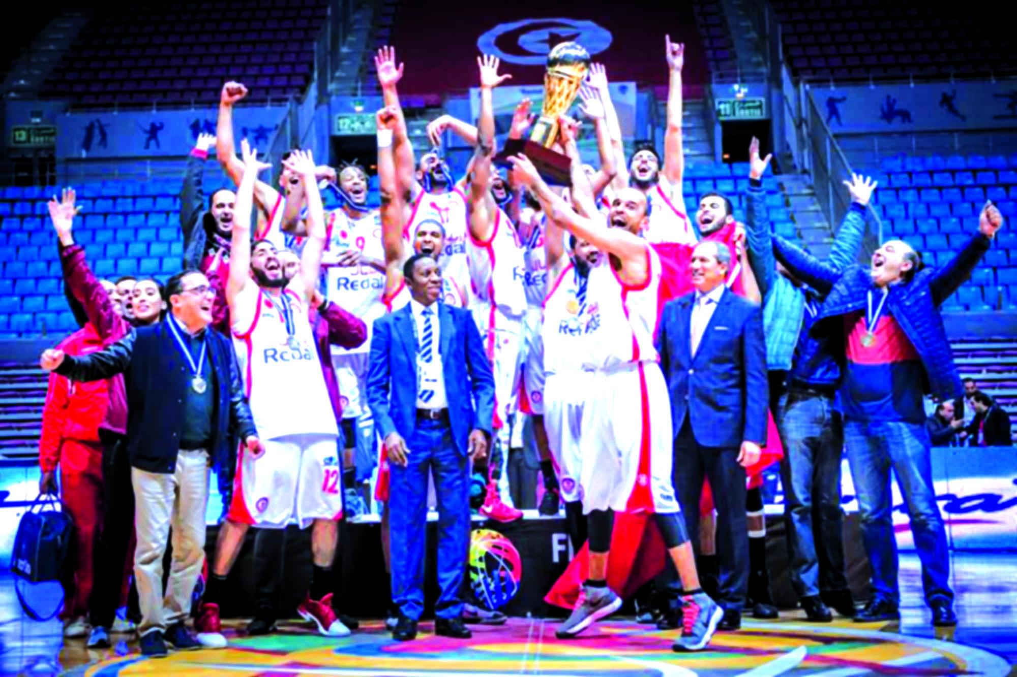جمعية سلا يتوج بلقب البطولة الإفريقية للأندية البطلة للسلة