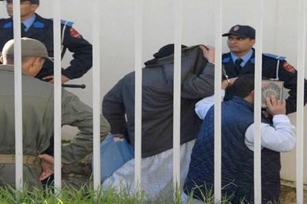 26 سنة سجنا لخلية إرهابية يتزعمها بائع متجول بتطوان
