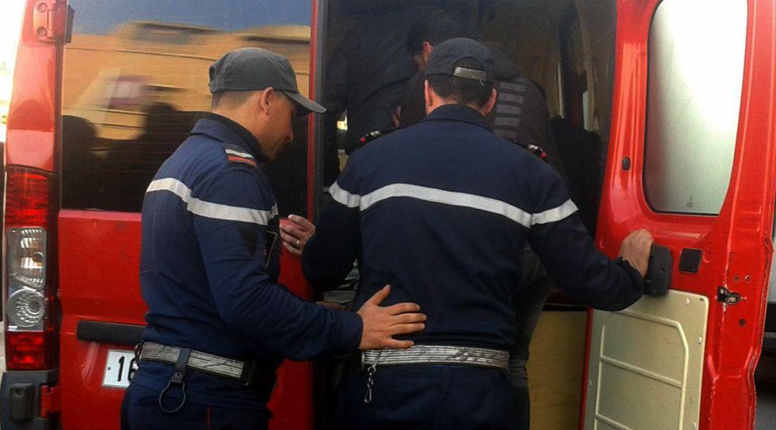 عصابة من 30 شخصا بضواحي الخميسات ترسل حراسا غابويين إلى المستعجلات