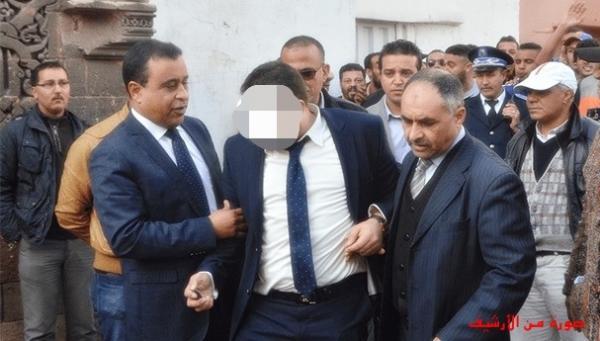 مذكرة بحث تجر رئيس جماعة بإقليم سطات أمام قاضي التحقيق