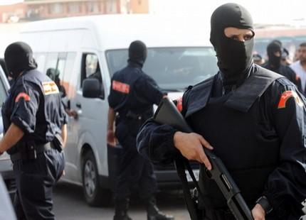 اعتقال أربعة أشخاص ببرشيد للاشتباه في علاقتهم بتنظيم «داعش»